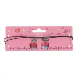 BFF Choker with Heart, 2pcs.